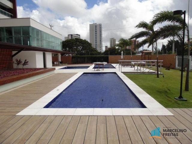 Apartamento com 2 dormitórios para alugar, 72 m² por r$ 1.509,00/mês - engenheiro luciano  - Foto 16