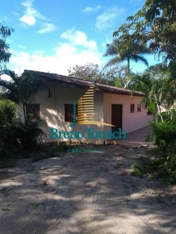 Casa com 3 dormitórios à venda, 276 m² por r$ 380.000,00 - trancoso - porto seguro/ba - Foto 9