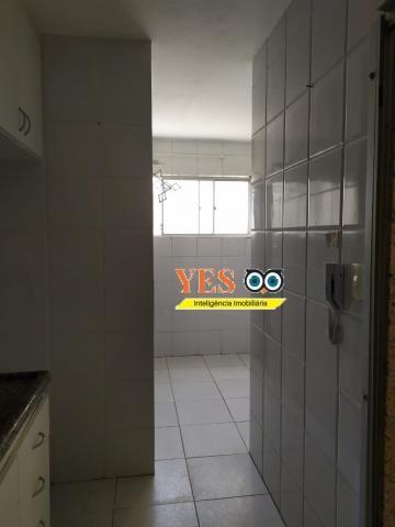 Yes imob - apartamento residencial para locação, 3 dormitórios sendo 1 suíte, 1 sala, 2 ba - Foto 9