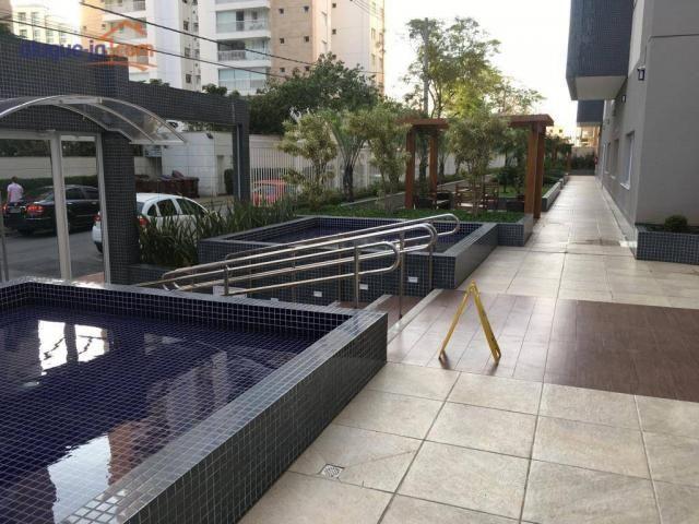 Apartamento com 2 dormitórios à venda, 76 m² por r$ 485.000 - jardim aquarius - são josé d - Foto 2