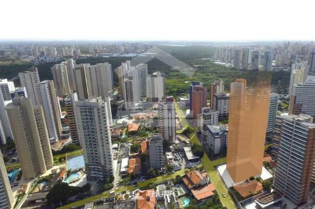 (EXR) Apartamento, na planta, à venda no Cocó -> 107m², 3 quartos, 2 vagas [TR31686]