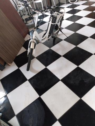 Bicicleta eletrica aceito troca f. * - Foto 3