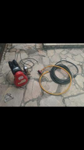 Maquina lava jato profissional industrial de alta pressão dois calavos1,400,00 - Foto 4