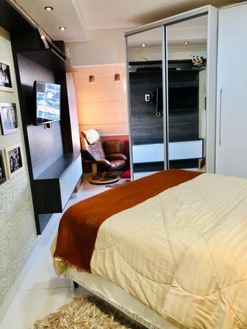 Apartamento Completo Mobiliado e Decorado - Foto 6
