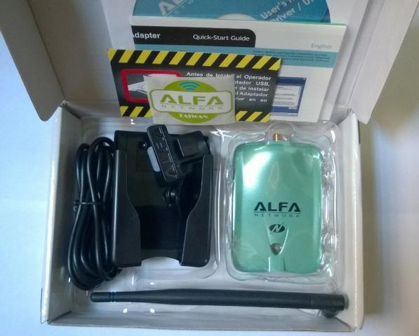 Alfa AWUS036NH Adaptador Wireless USB - Foto 3