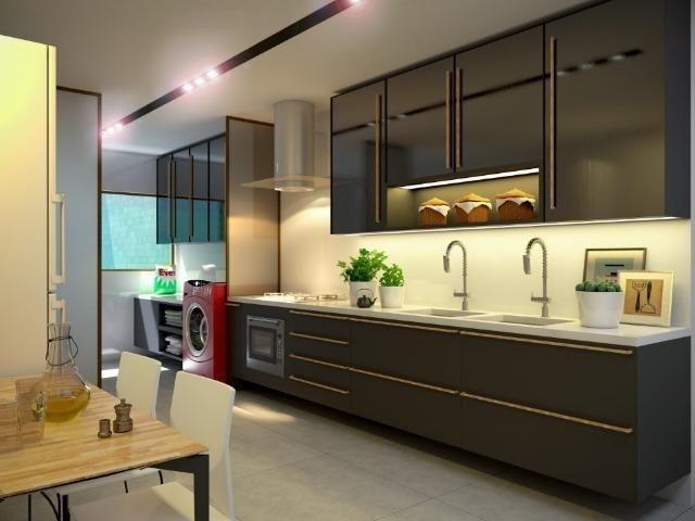 Edf. Raul Santana - Ganhe uma cozinha Planejada - 4 Suítes 2° quadra do mar - Foto 7