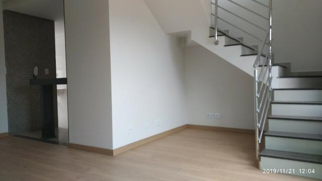 Cobertura Bairro Cidade Nova, 134 m², 3 quartos/suíte. Sacada. Valor 275 mil - Foto 3