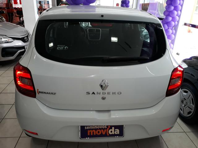 Sandero Authentique 1.0 Flex 12V 2019 - Foto 13