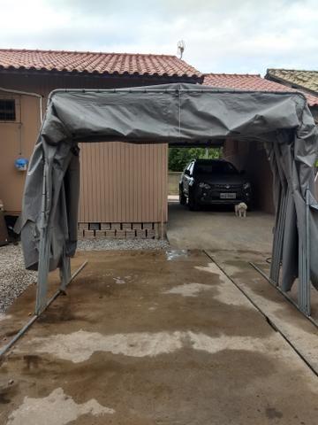 Vende-se garagem retrátil para carro M - Foto 4