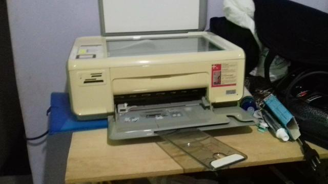 Impressora e copiadora colorida 79$ - Foto 2