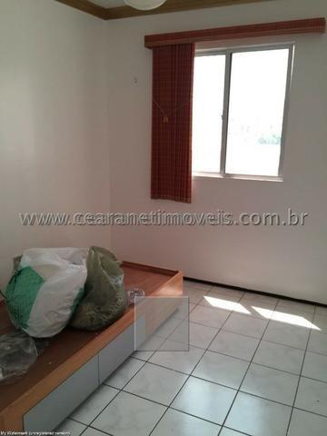 (Cod.:001 - Damas) - Mobiliado - Vendo Apartamento com 3 Quartos, 2 Vagas - Foto 5