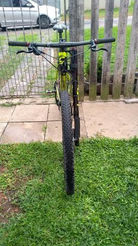 MTB 29 Cannondale Lefty FSI Carbon Parcelo 10x Sem Juros - Foto 2