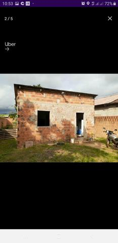 Tenho essa casa e terreno para trocar em outra casa - Foto 2