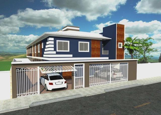Casas com duas suítes , aceita financiamento Caixa - Foto 14
