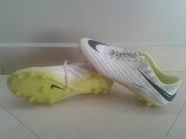 Chuteira Nike Hypervenom - Esportes e ginástica - Vila Adyana 851fe827d31e0