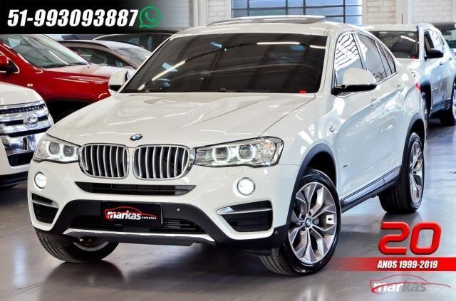 BMW X4 bmw x4 2.0 xdrive28i 245hp teto 7 mil km unico dono nova 4P - Foto 11