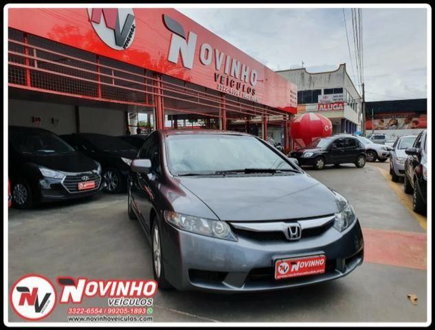 Honda/Civic Lxs 1.8 Aut. 09/10