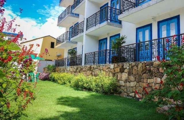 Condomínio Itaúna, apartamento em Guaramiranga, mobiliado, projetado, Centro - Foto 10