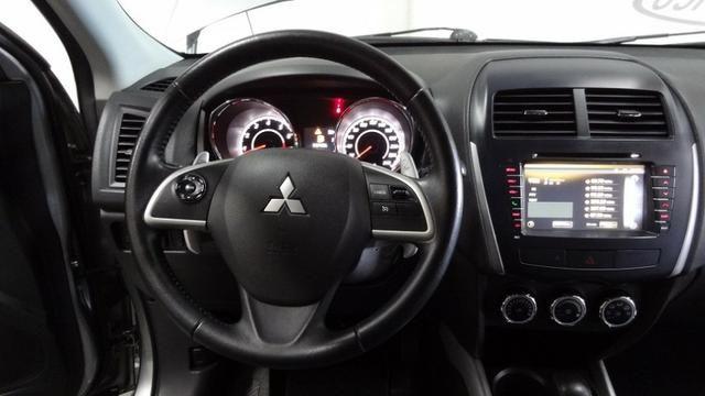 Mitsubishi ASX 2.0 16V CVT 4WD 2015 - Foto 8