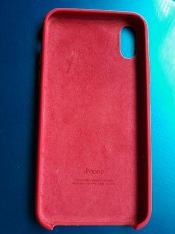 Capa Silicone aveludada Apple na caixa lacrado IPhone 7/8 7/8 plus X/XS XR 11 - Foto 4
