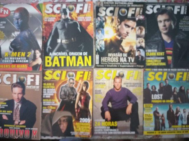 Coleção revistas sci fi  - Foto 6