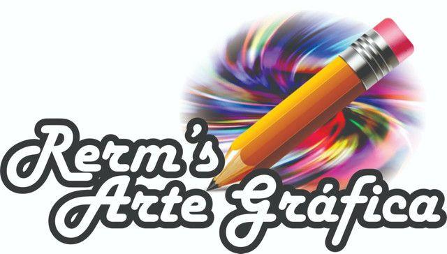 Rerm's Arte Gráfica - cartão visita,banner e muito mais  - Foto 3