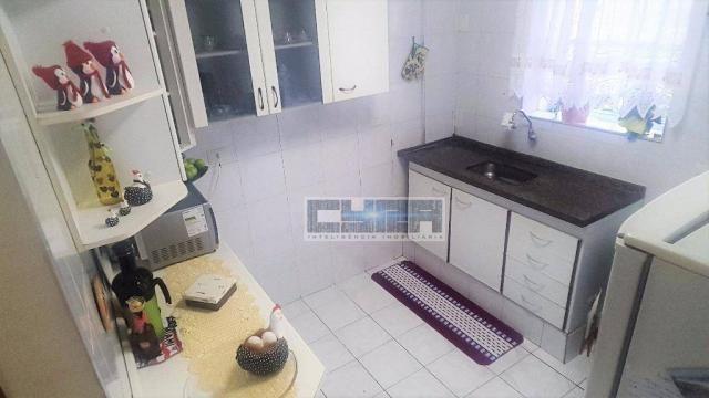 Apartamento amplo 2 dormitórios no Embaré - Foto 8