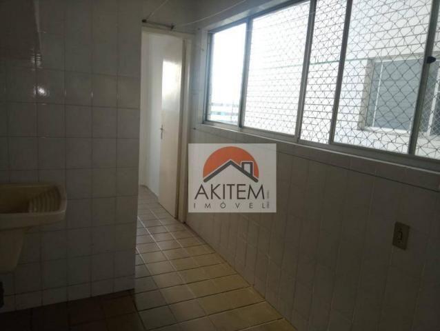 Apartamento com 3 dormitórios à venda, 115 m² por R$ 400.000 - Jardim Atlântico - Olinda/P - Foto 16