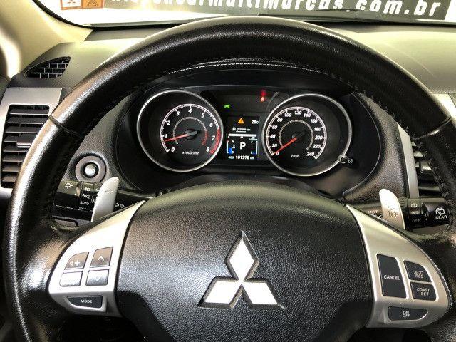 Mitsubishi Oulander Gt4 3.0 V6 240cv. Poucas unidades no Brasil - Foto 20