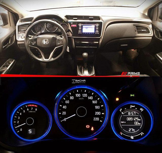 Honda City EXL 1.5 Flex Automático - Foto 6