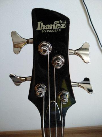 Baixo Ibanez gio 4 cordas - Foto 2