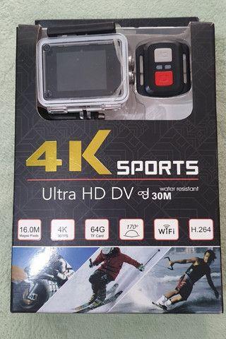Câmera de ação 4K Sports (Nova) - Foto 2