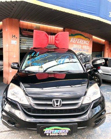 Honda crv automatica top flex bancos caramelo  - Foto 14