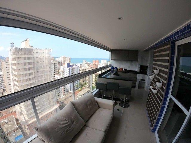Apartamento à venda com 3 dormitórios em Aviação, Praia grande cod:6154 - Foto 14