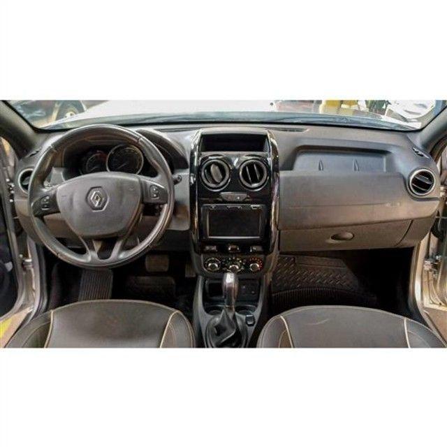 Renault Duster Oroch 2.0 16V Hi-Flex Dynamique Automático - Foto 7