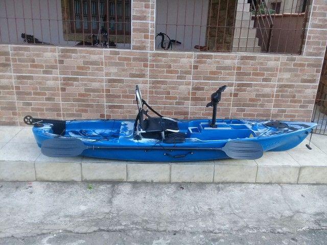 Canoa tarpon novinha  - Foto 4