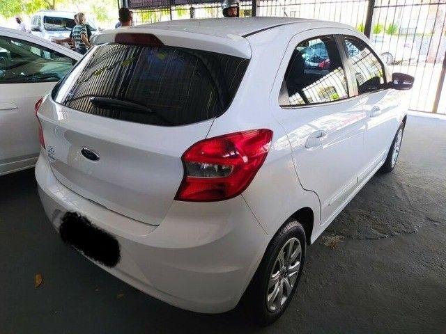 Ford KA 1.0 SE 12V Branco 2015 - Foto 6