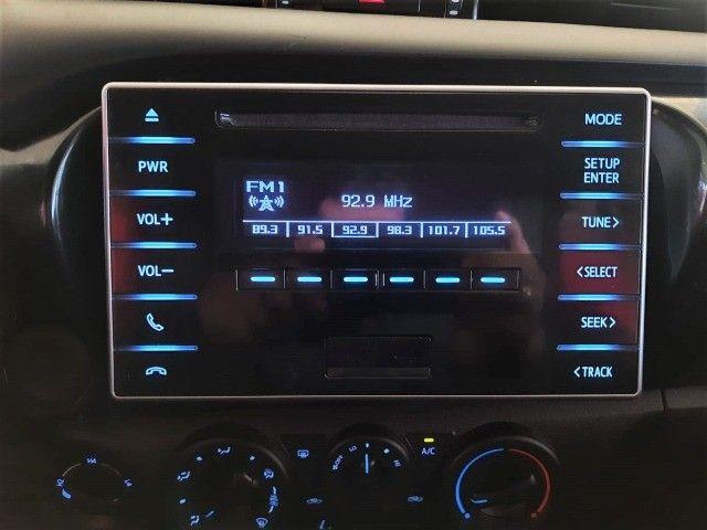 Toyota Hilux STD Power Pack 4x4 2.8 Diesel  - Foto 3