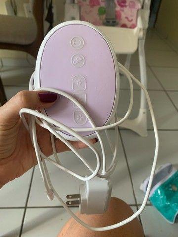 Desmamador elétrico single Philips Avent  - Foto 5