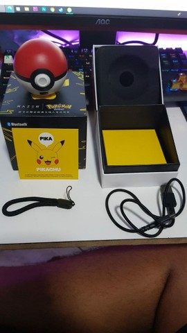 Fone Bluetooth RAZER Pokemon edition - Foto 5