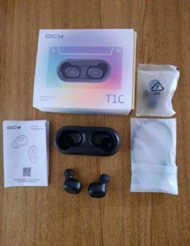 Fone de Ouvido Bluetooth T1C QCY  - Foto 2