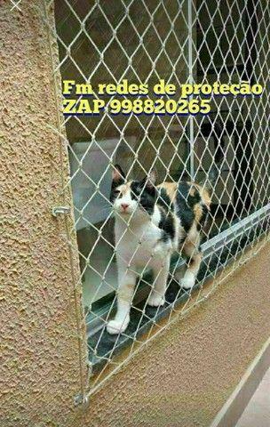 Tela de proteção &&& Rede de proteção  - Foto 3