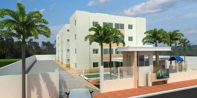 Apartamento à venda, 63 m² por R$ 150.000,00 - Vereda Tropical - Eusébio/CE