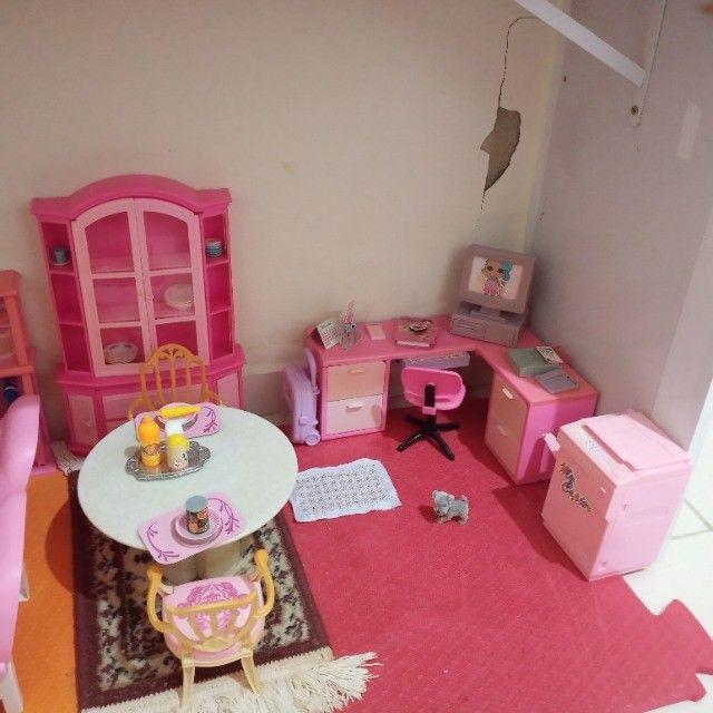 Casa da Barbie | Completa usada   - Foto 2