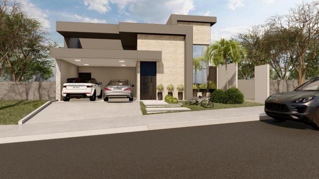 Casa em Condomínio para Venda em Presidente Prudente, Parque Residencial Mart Ville, 3 dor - Foto 2