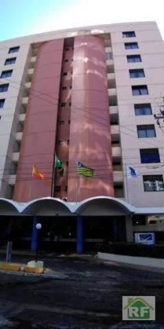 Flat com 1 dormitório, 37 m² - Ilhotas - Teresina/PI
