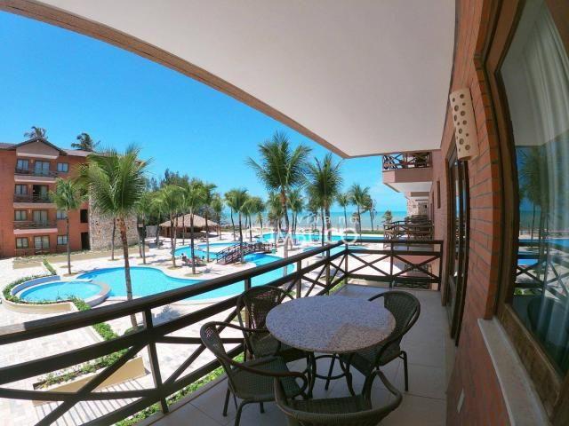 Apartamento com 1 dormitório à venda, 46 m² por R$ 285.000,00 - Cumbuco - Caucaia/CE - Foto 2