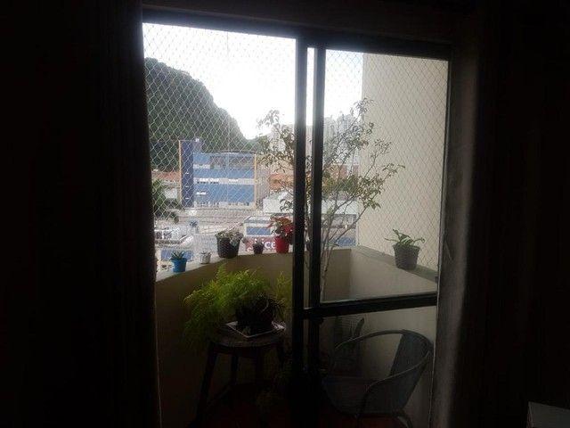 Apartamento à venda com 1 dormitórios em José menino, Santos cod:168377