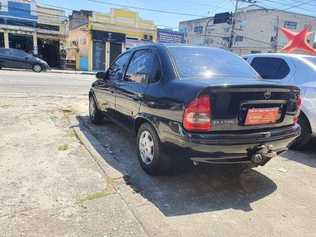 Corsa Classic Raridade 1.0 2008 Filézinho  R$ 1.000,00 De entrada  - Foto 2
