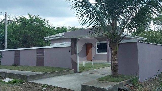 Casa com 3 dormitórios à venda, 82 m² por R$ 350.000,00 - Itaipuaçu - Maricá/RJ - Foto 5
